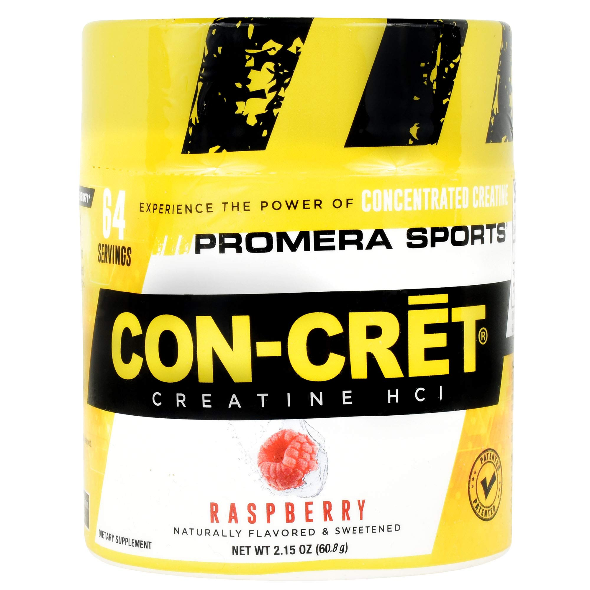 ProMera Sports Creatine HCL - Raspberry, 2.43oz 69g