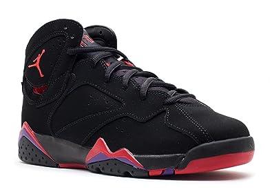 best service 2458a 25b9a Nike AIR Jordan 7 Retro (GS) 'Raptor' - 304774-018: Amazon ...