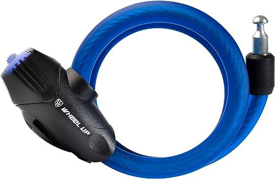 LJ Sport – Candado para bicicleta con llave Cable antirrobo MTB ...