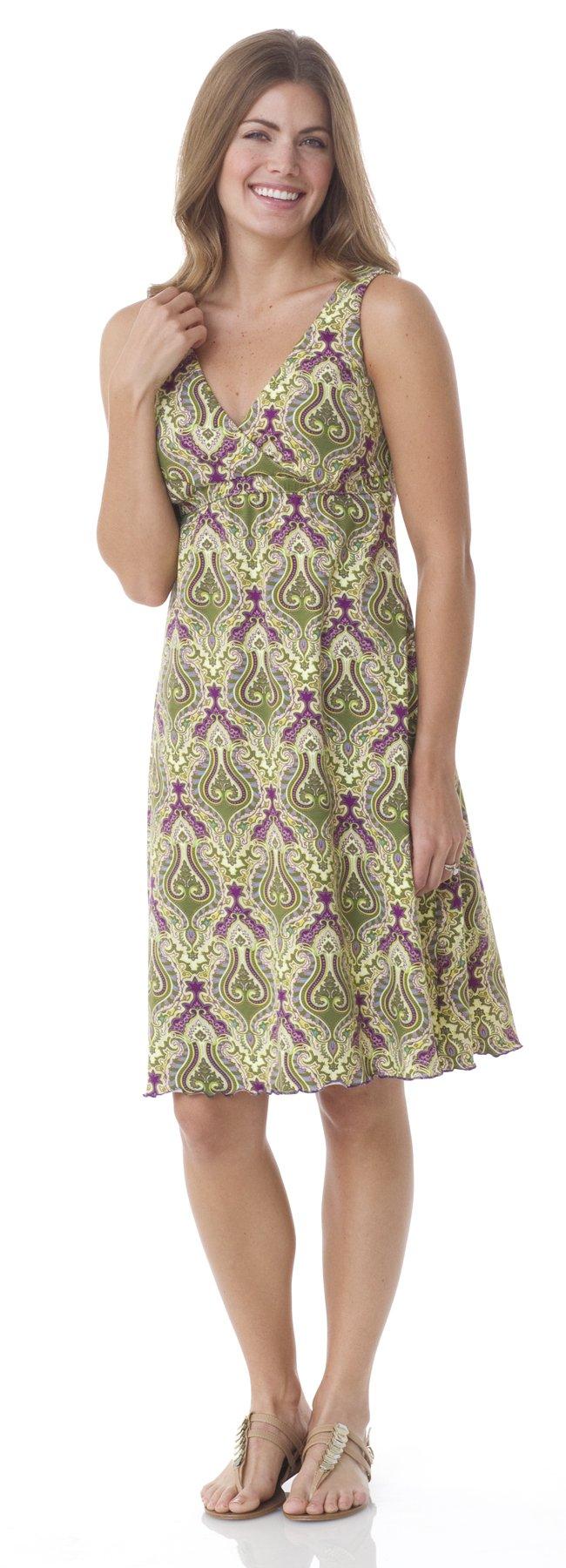 Majamas sleepy dress in color Caposele. 88% Coton/ 12% Lycra (M) by Majamas