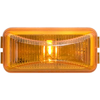 Optronics AL90ABP LED Clearance/Marker Light, Amber: Automotive