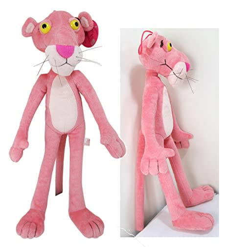 17 Inch Pink Panther Pantera Rosa Peluche Doll - Pink Panther ...