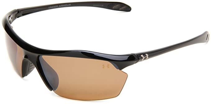 f334ffb561 Image Unavailable. Image not available for. Colour  Under Armour Zone XL  Polarized Multiflection Sport Sunglasses ...