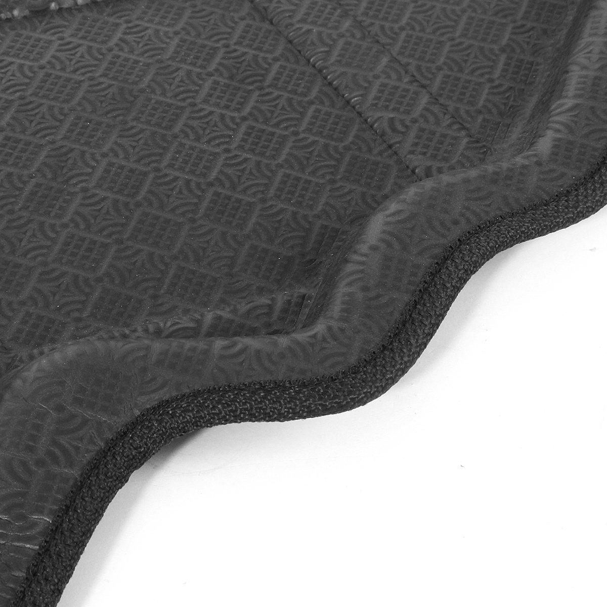 Viviance Arri/ère De Voiture De Coffre De Fret Mat Protecteur De Plancher pour Toyota Land Cruiser Prado 150