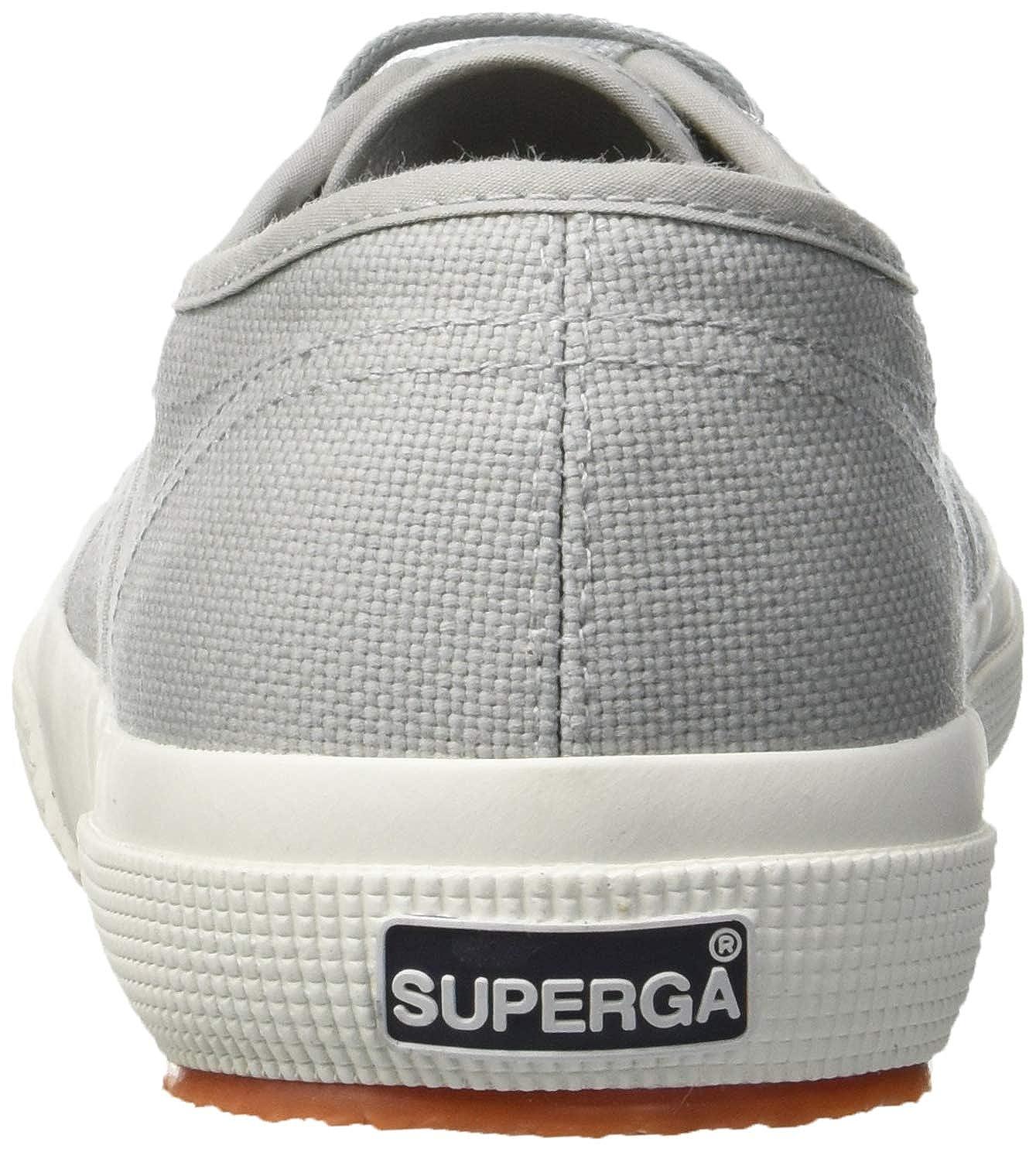 Superga Unisex-Erwachsene 2750 Cotu Classic Low-Top rot 38 EU    a04764