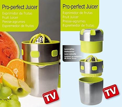 Exprimidor Manual Pro Perfect Juicer
