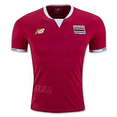 Costa Rica Home Soccer Jersey Copa America Centenario 2016 (S)