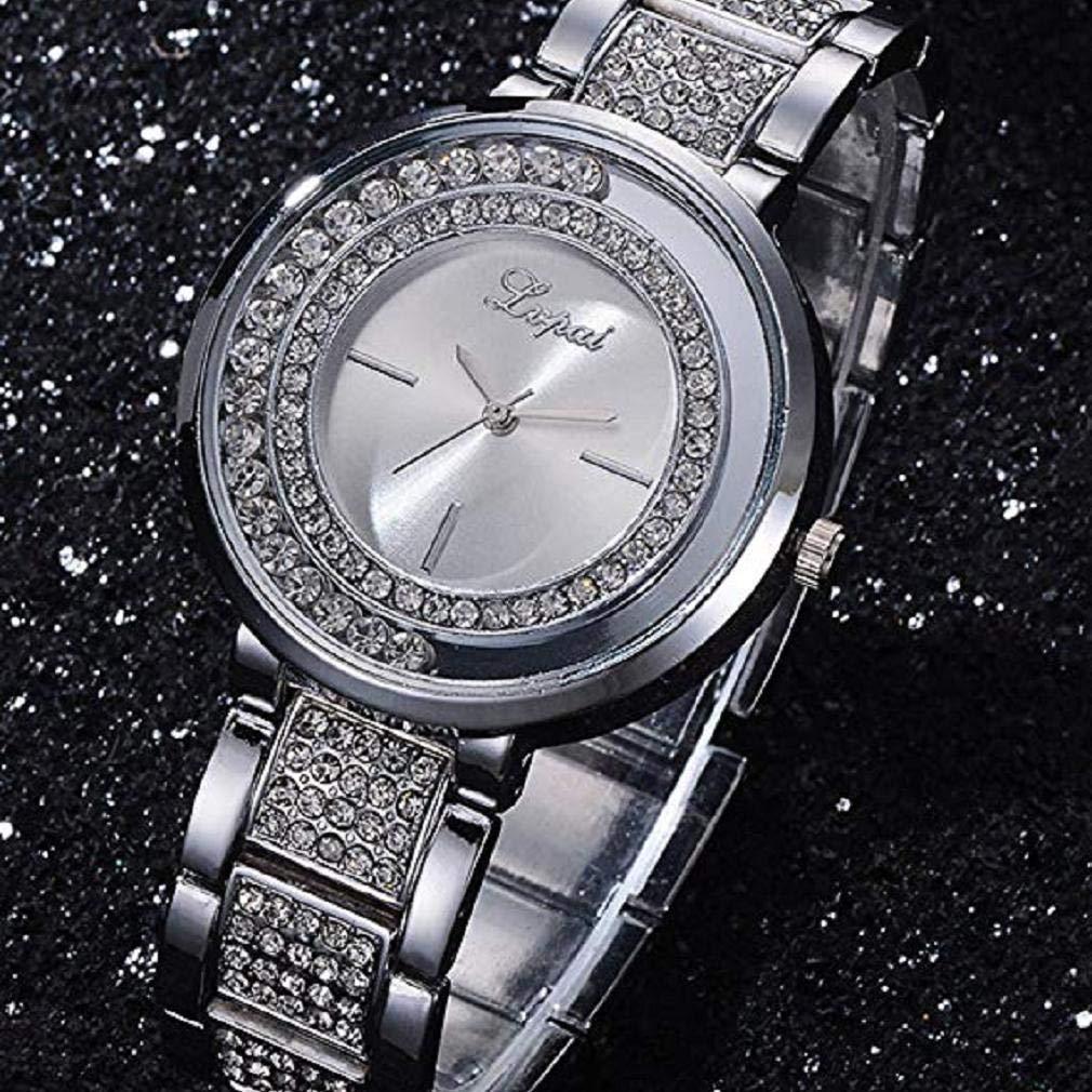 Scpink Mujeres Relojes de Cuarzo, Relojes de Damas de ...