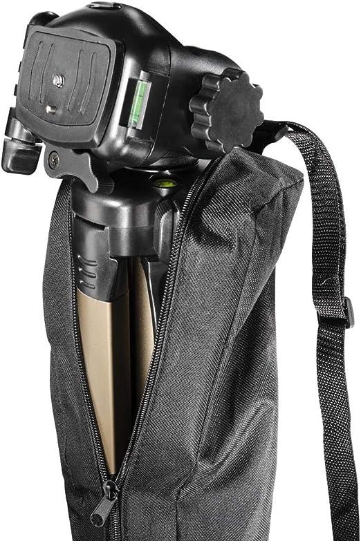 Walimex Basic WT-3570 - Trípode con inclinador 3D (Incluye Bolsa ...