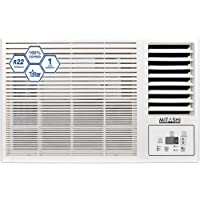 Mitashi 1 Ton 3 Star Window AC (Copper, MiWAC103v35, White)