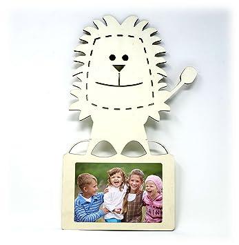 Lowe Bilderrahmen 10x15 Cm Als Kinderzimmer Geschenk I