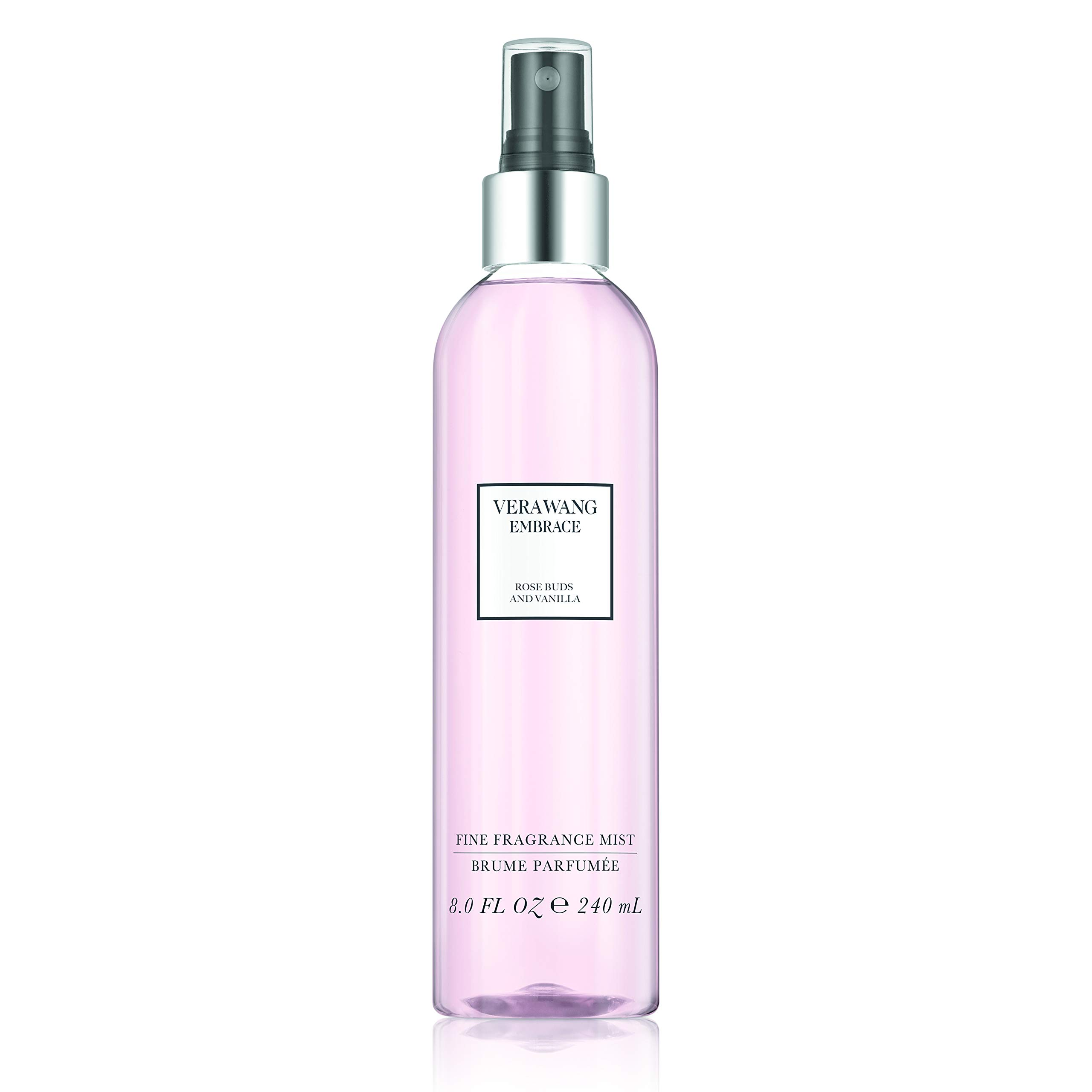 6a7775f3eb Vera Wang Embrace Body Mist for Women Rose Buds and Vanilla Scent 8 Fluid  Oz.