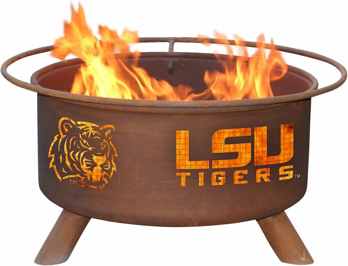 Patina Products F221, 30 Inch LSU Fire Pit