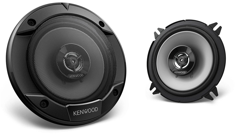 Kenwood Haut parleurs 2 Voies 13 cm Noir JVCKenwood KFC-S1366
