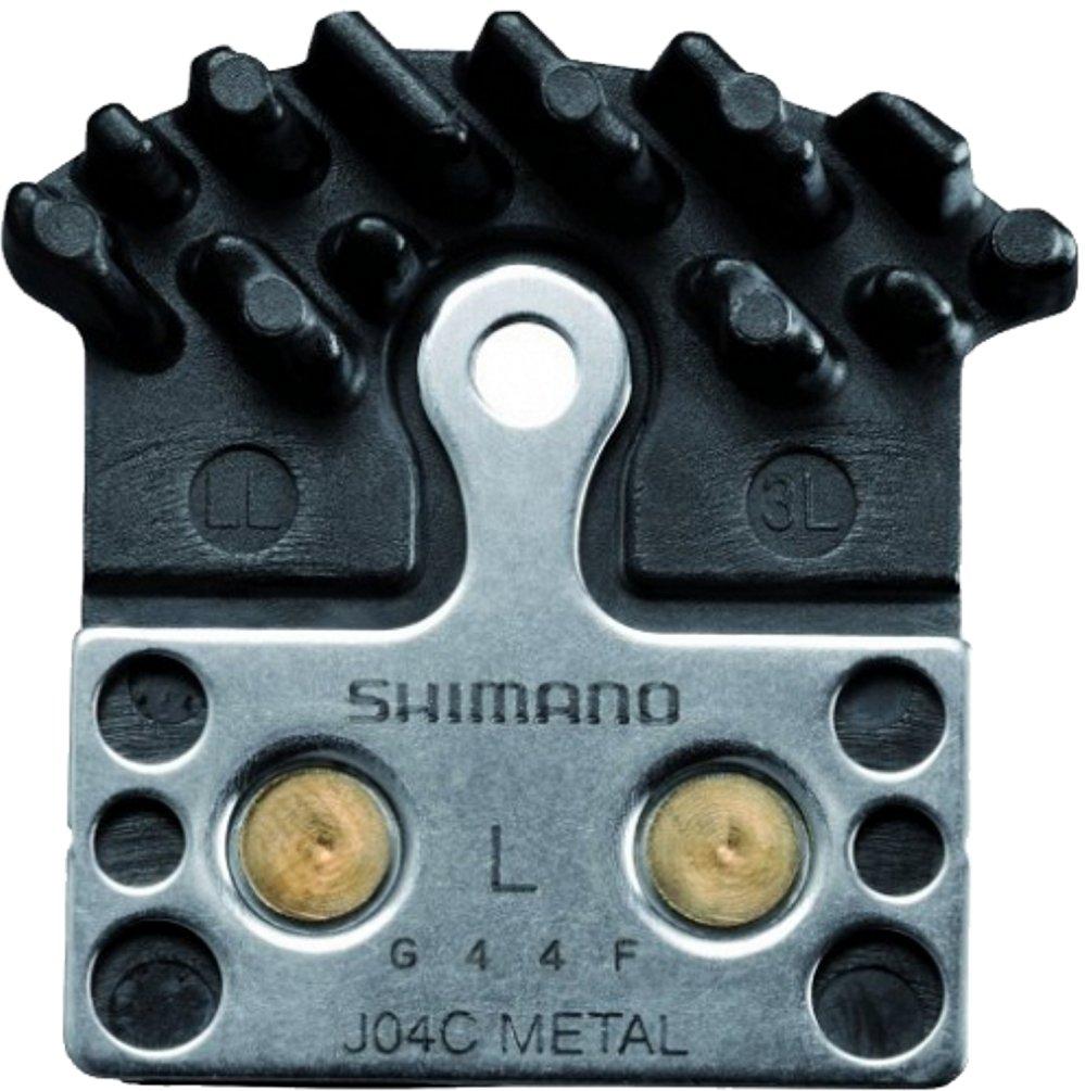 SHIMANO J04C Metallic Disc Brake Pad Metallic, One Size by SHIMANO