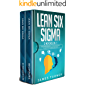 Lean Six Sigma: 2 Books in 1 - The Ultimate Beginner's & Intermediate Guide to Learn Lean Six Sigma Step by Step