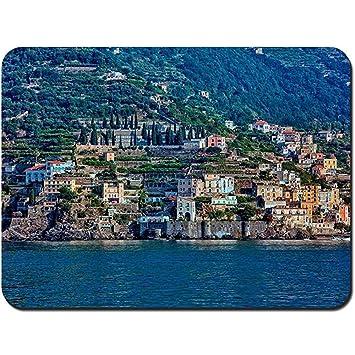 KL Decor Mousepad,Costa De Amalfi Italia Golfo De Salerno ...