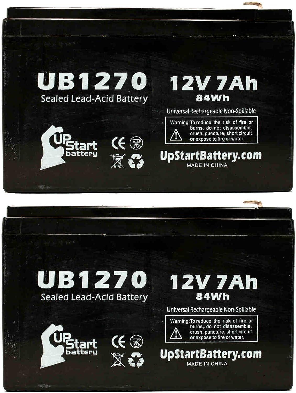 BK280 Compatible Replacement Battery Kit APC Back-UPS 280