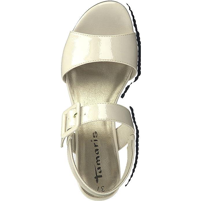 28211 Arrière Chaussures Femme Sandales Tamaris Bride Og44v