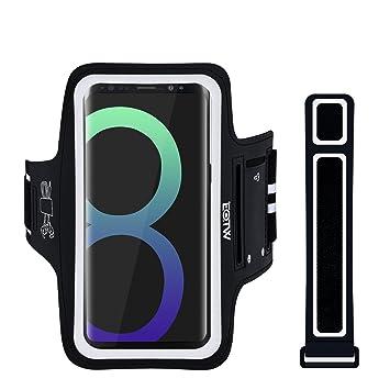 EOTW Brazalete Deportivo para Samsung Galaxy S8, Brazalete movil Ajustable & Prueba de Sudor Running