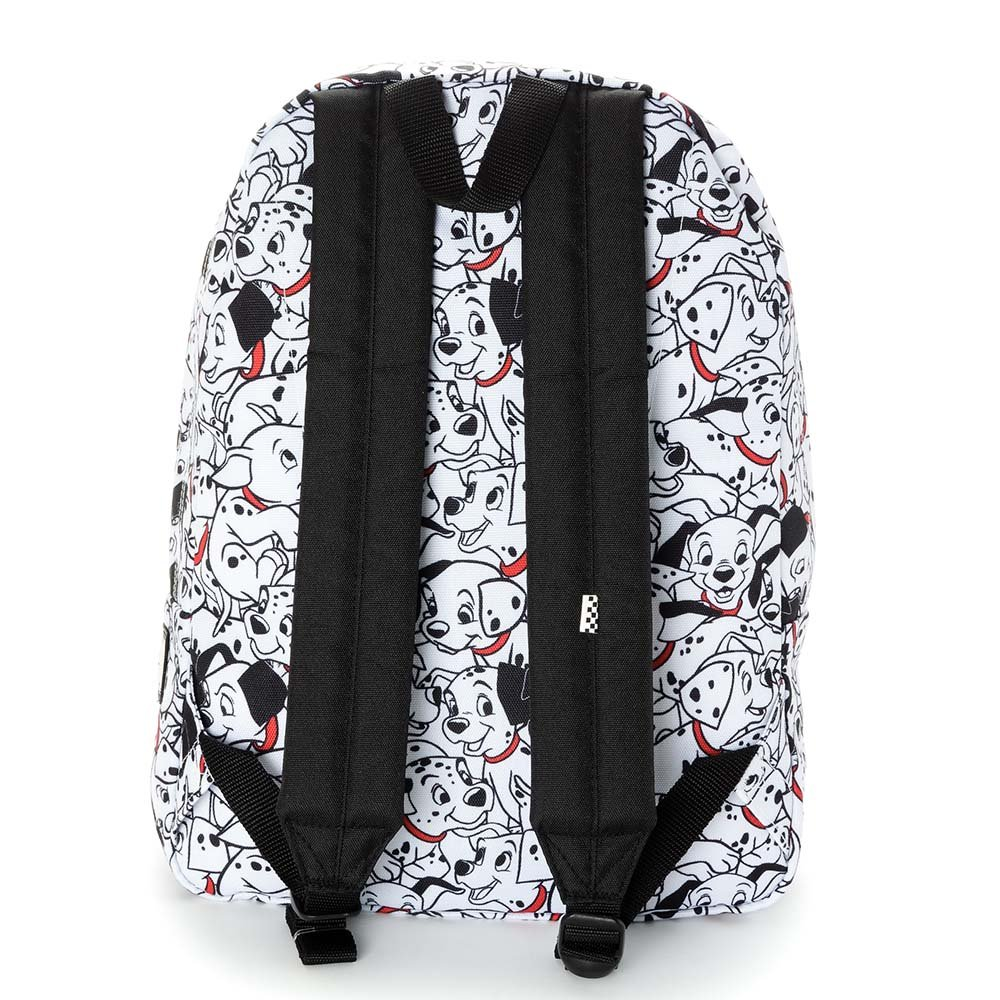 b9a3216b9c81 Vans womens backpack dalmation black white one size shoes jpg 1000x1000 Vans  princess backpack
