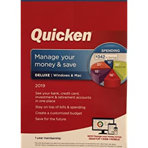 Amazon com: Quicken For Mac Personal Finance & Budgeting Software