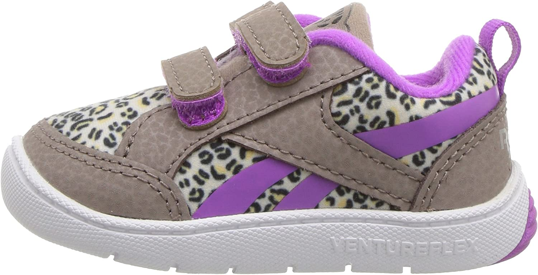 Reebok Kids Ventureflex Critter FEET Sneaker