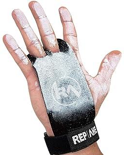 Gewichtheben Fitness Earwaves /® Versatile Kettlebells Gymnastik Trainingshandschuhe. Hand Grips f/ür Calisthenics Crossfit Handschuhe f/ür Damen /& Herren mit integrierter Handgelenk Bandage