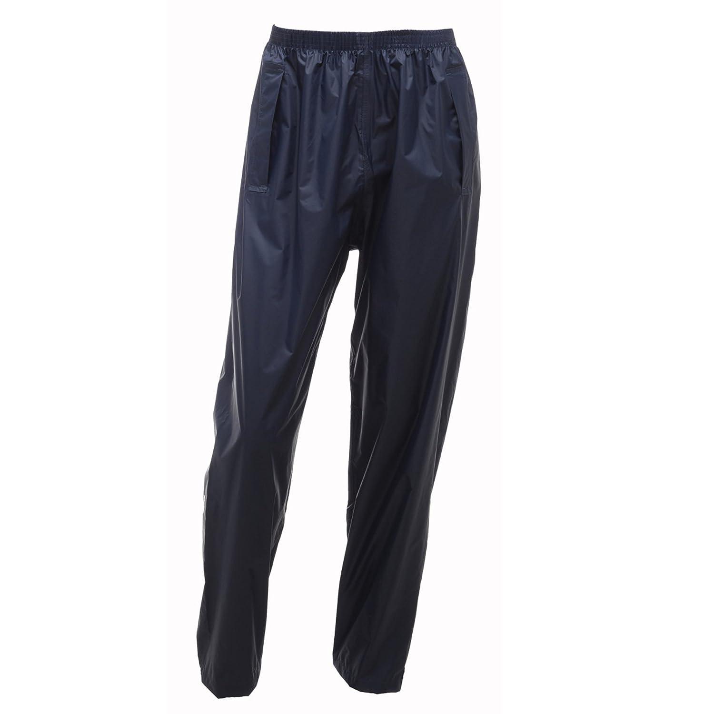 Regatta Mens Packaway II Waterproof Breathable Overtrousers/Bottoms
