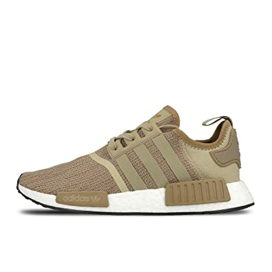 06d6634ab106b adidas NMD R1 Mens in Raw Gold Cardboard