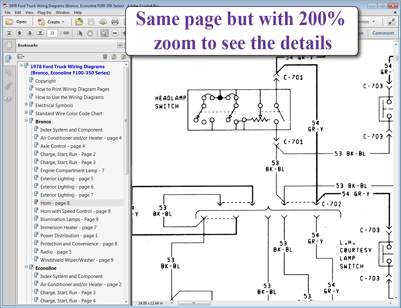 🏆 [DIAGRAM in Pictures Database] Wiring Diagram 73 Ford Bronco Radio Just  Download or Read Bronco Radio - GOLF-CART.ONYXUM.COM Onyxum.com