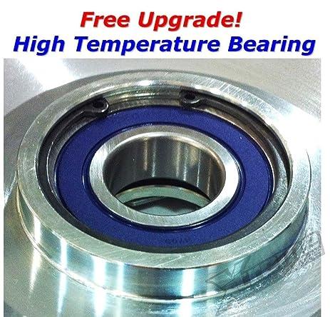 Replaces Warner 5219-23 Husqvarna PTO Blade Clutch Free Upgraded Bearings !