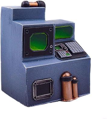 War World Gaming Industry of War – Terminal de Ordenador - 28mm, Wargaming, Wargames, Miniaturas, Escenografía Miniatura, Modelismo, Sci-Fi, Maquetas, Dioramas, Envío con Seguimiento: Amazon.es: Juguetes y juegos