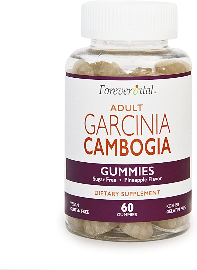Amazon Com Garcinia Cambogia Gummies Extract 95 Hc Weight Loss