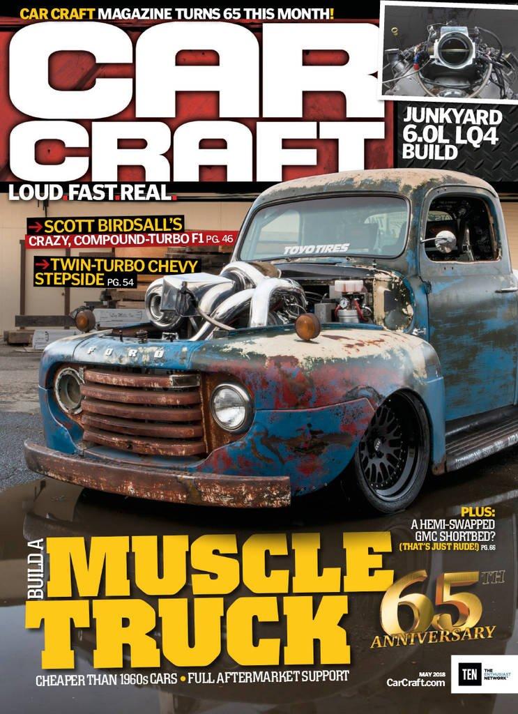 Car Craft: Amazon.com: Magazines