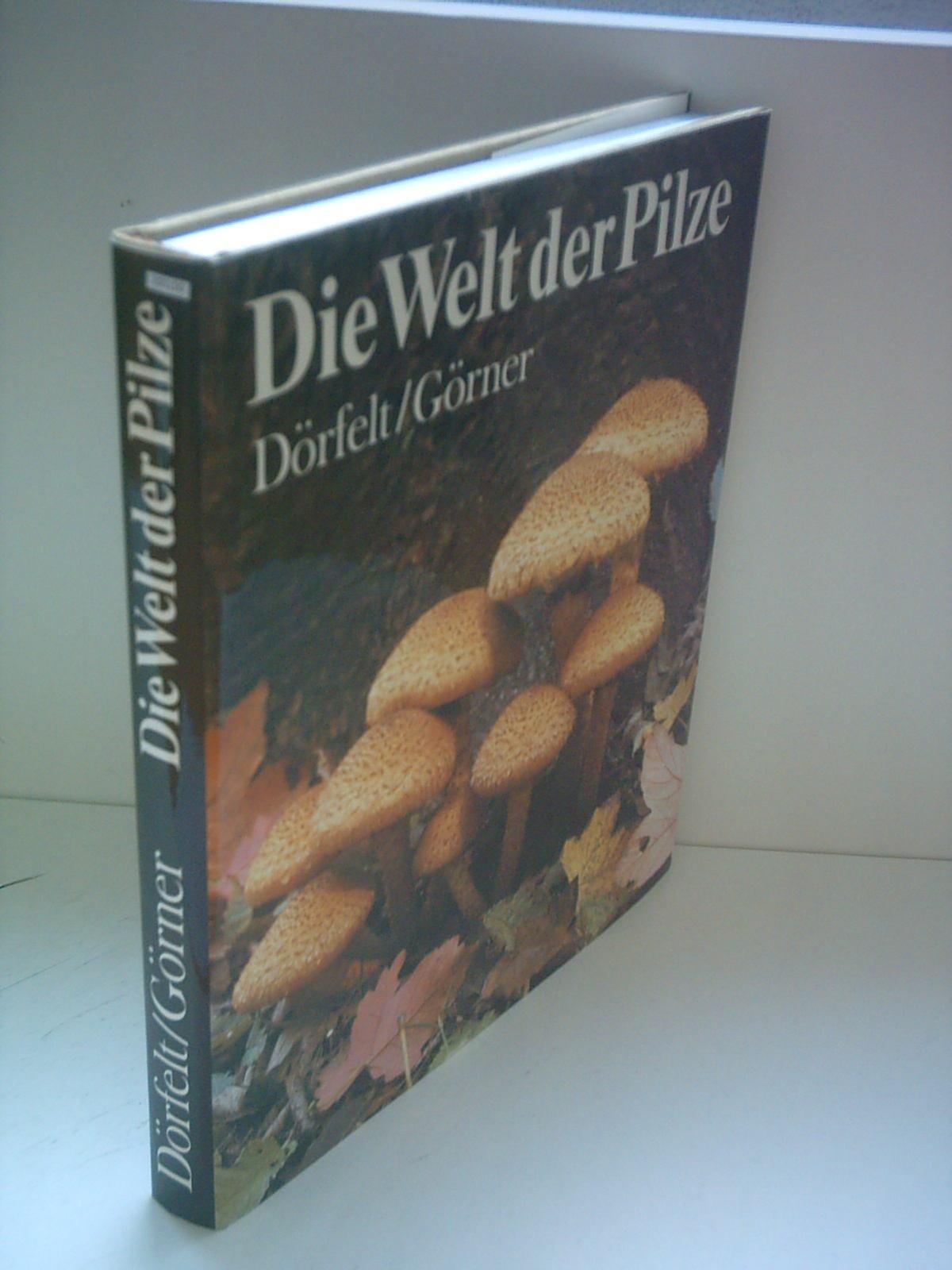 Die Welt der Pilze. (6819 273)