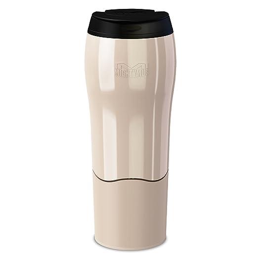 4 opinioni per Mighty Mug To Go Bicchiere Termico, Bianco, 0.47l, MM1526