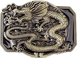 Dragon Belt Buckle (DRGN-02-CN)