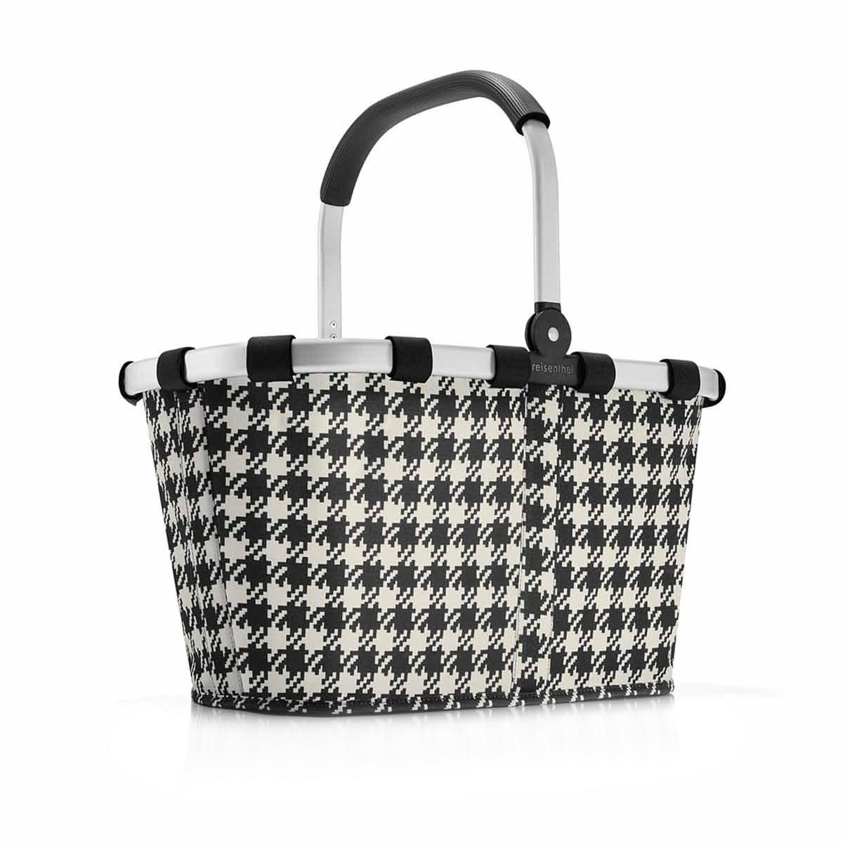 Reisenthel - Einkaufskorb carrybag Fifties, Black BK7028