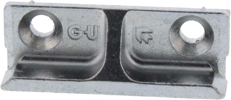 Gu-Schliesst/ück 7//8 Typ GU 8-975 Schliessblech 8.00975 Schlie/ßplatte UF8-975