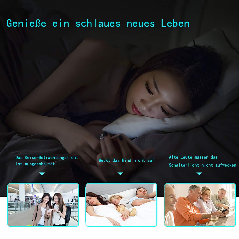 1 Gang Jinvoo WiFi Smart Light Switch Desarrollado por Tuya Compatible con Alexa//Google Home Control Remoto Interruptor t/áctil Inteligente de la UE 2 PCS Control de voz