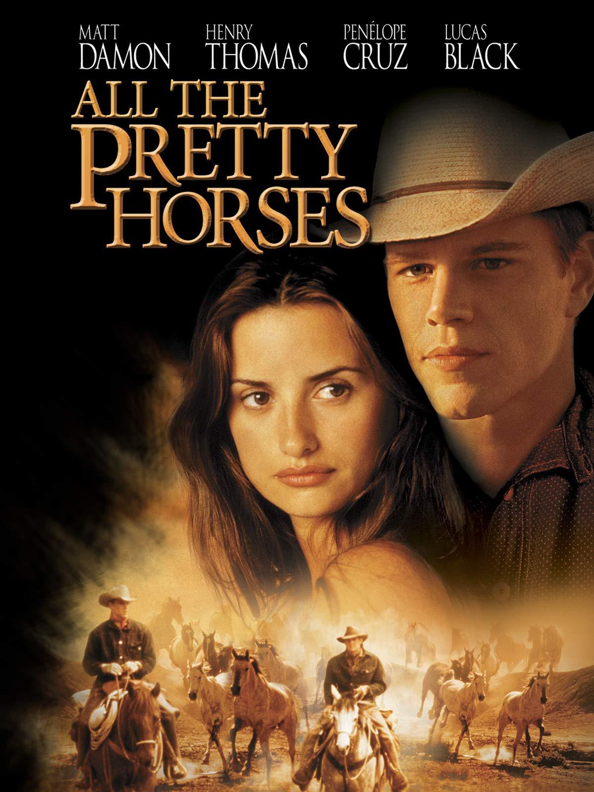 All The Pretty Horses on Amazon Prime Video UK