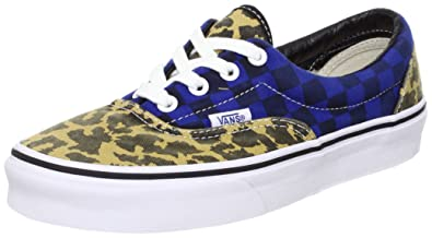 Vans U AUTHENTIC (NEON LEOPARD), Sneaker Unisex Adulto