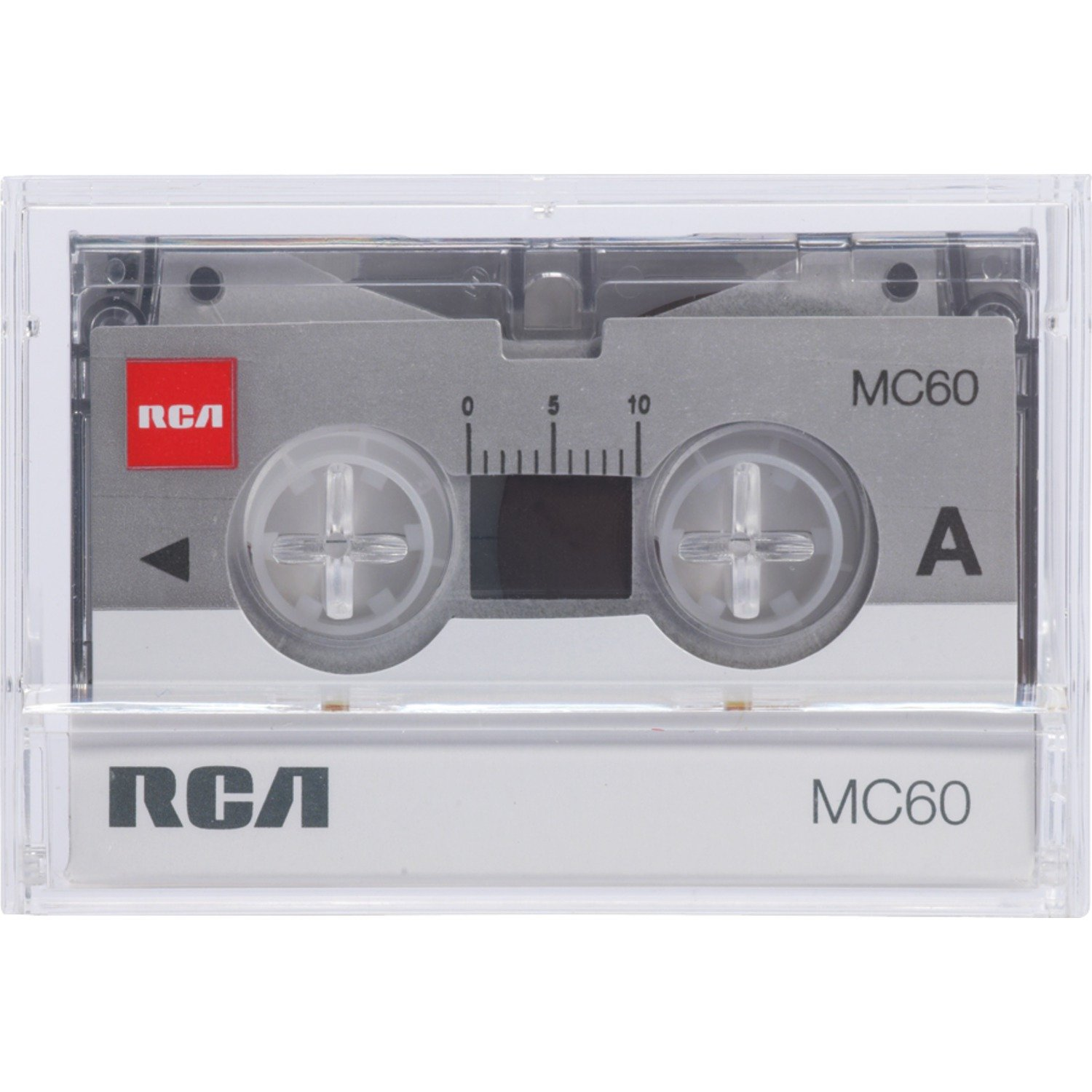 RCA RCTMC603 Micro Cassette Tapes, Polybagged (3 Pack)