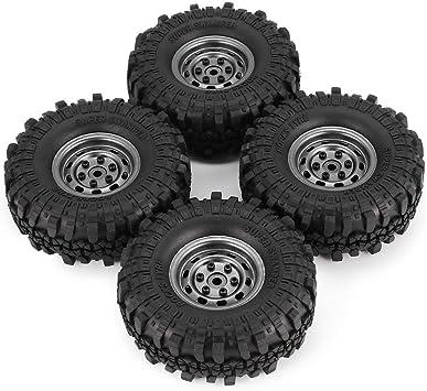 HONZIRY 4 Unids 1.9 Pulgadas 110mm Neumáticos de Goma ...