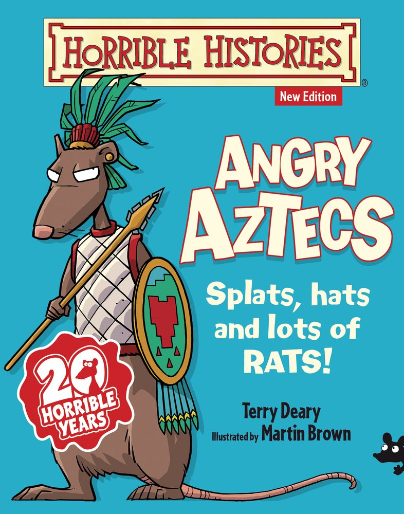 Angry Aztecs (Horrible Histories)