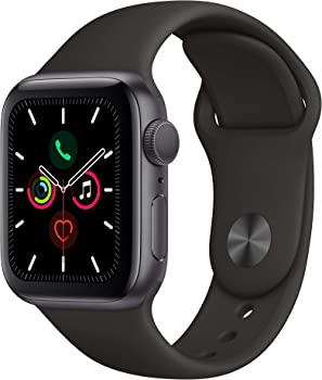 Apple Watch Series 5 40mm GPS Smartwatch (Latest Model)