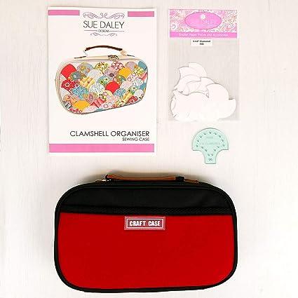Sue Daley Designs EPP - Estuche organizador de papel para retazos de costura: Amazon.es: Juguetes y juegos