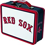 The Tin Box Company 217607-12 Boston Red Sox Large Carry All Tin