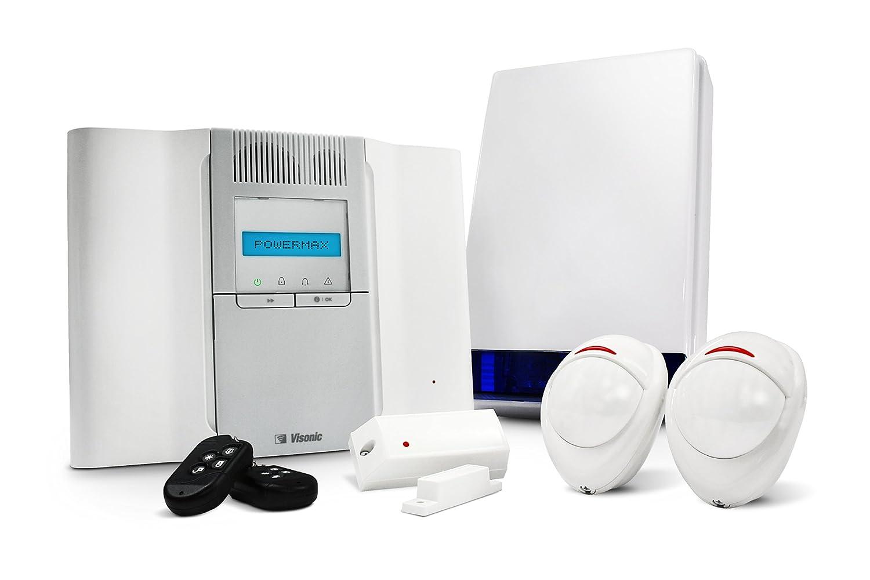 Wa21 - Powermax Visonic ajuste rápido para alarmas de 2 x 1 ...